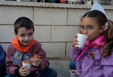 En Fallas, la Xocolatà mejor si es de Comercio Justo