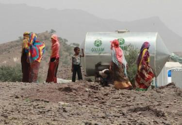 La población yemení lucha por sobrevivir a tres años de los primeros ataques aéreos saudíes