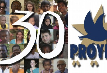 30º ANIVERSARIO ONGD PROYDE