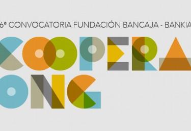 16ª Convocatoria Fundación Bancaja-Bankia Coopera ONG