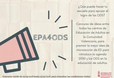 CONCURSO DE IDEAS: EPA4ODS