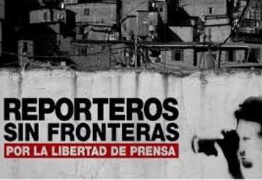 Informe de Reporteros Sin Fronteras la libertad de información en el mundo 2017