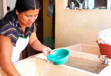 Ahora, las mujeres participamos más de la gestión de los sistemas de agua en las comunidades