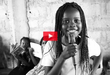 Dia de la Alfabetización, Karibuni. La biblioteca donde alcanzar los sueños