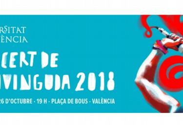 El Festival de Benvinguda de la Universitat de Valencia torna a donar suport a POBRESA ZERO