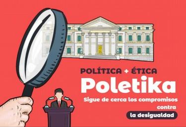 #100diasdegobierno Polétika pide al Gobierno de Pedro Sánchez que pase de los compromisos a los hechos