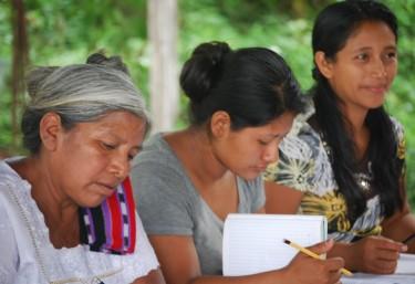 La educación de calidad empodera a las mujeres de zonas rurales