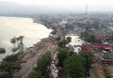 Oxfam amplía su respuesta tras el terremoto y tsunami de Indonesia