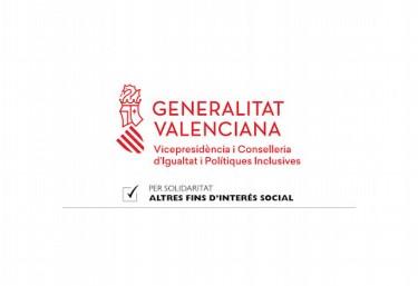 Generalitat Valenciana: Convocatoria 2018 subvenciones programas de interes general con cargo a  la  asignación  tributaria  del  0,7%  IRPF