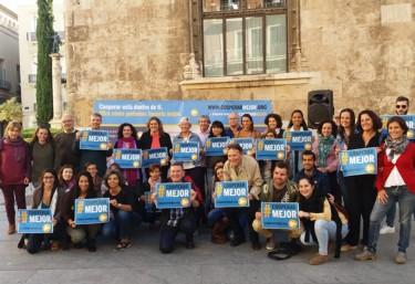 Siete de cada diez valencianos apoyan la cooperación internacional y más de 400.000 son socios de ONGD