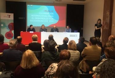 Más transparencia, más implicación ciudadana y alcanzar el 0,7% del presupuesto municipal, retos del primer Plan de Cooperación Internacional de Castellón, que se presenta hoy