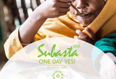 La cultura, la gastronomía y la solidaridad se unen en la Subasta One Day Yes.