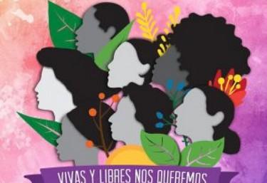 Todas las violencias, todas las mujeres. Manifiesto 25 de noviembre, día internacional de la eliminación de la violencia contra la mujer