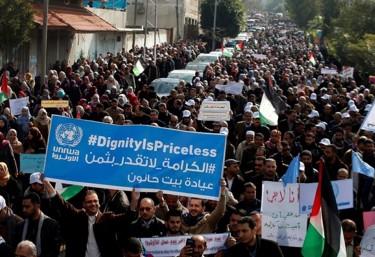 Más de 5 millones de refugiados de Palestina, el grupo de población que durante más tiempo han permanecido como refugiados