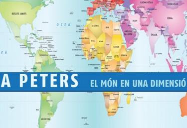 Mapa Peters: el món en una dimension més real