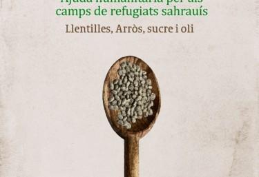 Caravana d'Aliments 2018/2019. Ajuda humanitària per als camps de refugiats sahrauís