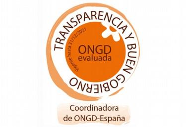 """La Coordinadora Valenciana de ONGD recibe el sello de """"Transparencia y buen gobierno"""""""