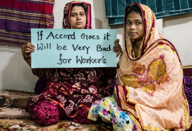 ACCION URGENTE: Solidaridad con las trabajadoras del textil en Bangladesh