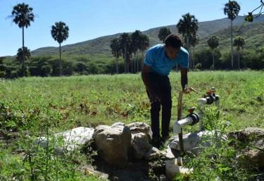 El agua como generadora de medios de vida sostenible