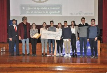 """""""TODOS SOMOS IGUALES"""", vídeo ganador de la final autonómica de la Comunidad Valenciana de la X edición del Festival de Clipmetrajes de Manos Unidas"""