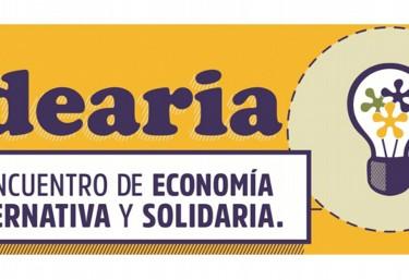 #Idearia2019 Encuentro de economia alternativa y solidaria