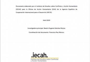 La migración en el contexto de cambio climático y desastres: Reflexiones para la cooperación española
