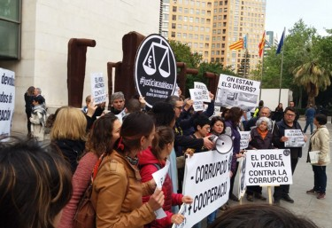 La Coordinadora Valenciana de ONGD no firmará ningún acuerdo de conformidad con Blasco que no garantice la devolución de lo defraudado y la justicia efectiva
