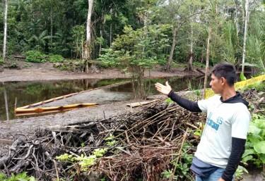 La maldición del petróleo envenena a los indígenas de la Amazonía peruana