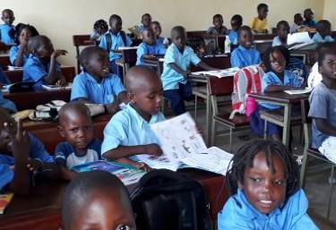 Promover el derecho a una educación primaria de calidad - Mozambique