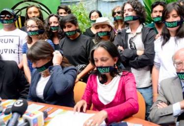 AUMENTAN LAS AGRESIONES CONTRA DEFENSORAS Y DEFENSORES DE LA NATURALEZA
