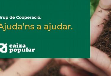 """Caixa Popular: Convocatòria oberta ajudes """"UN DIA DE SALARI""""."""