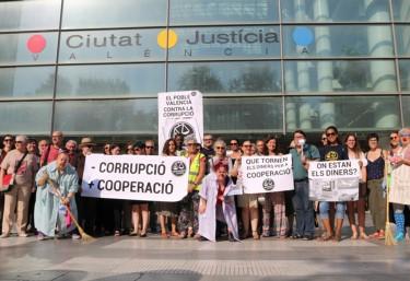 """""""Visto para sentencia"""" finaliza el segundo juicio del caso Blasco tras siete años de instruccion y tres meses"""