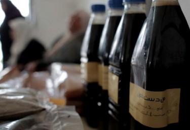 Consume local, consume Palestina