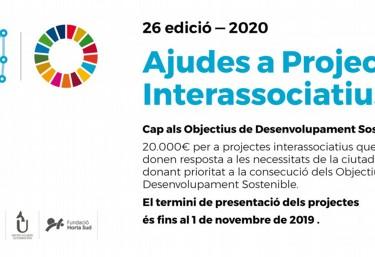 Fundació L´Horta Sud: 20.000 € per a Ajudes a Projectes Interassociatius