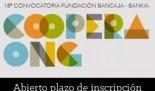 Fundación Bancaja-Bankia: 18° convocatoria para la financiación de proyectos en los campos de la exclusión social y la cooperación internacional.