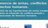 Informe Comercio de armas, conflictos y derechos humanos