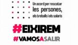 """La Coordinadora Valenciana d´ONGD i Pobresa Zero recoltzen el manifest """"Per un pacte per a la reconstrucció social"""""""