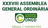 Convocatoria de la XXXVIII Asamblea General Ordinaria de la CVONGD