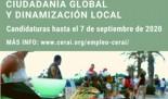 Técnico/a de Educación para la Ciudadanía Global y Dinamización Local
