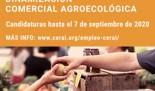 Técnico/a de dinamización comercial agroecológica