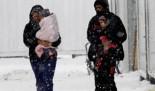 430 entidades piden al Gobierno y a la UE una intervención rápida para que los refugiados no mueran de frío