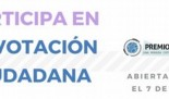 Abierta la votación ciudadana para la IV Edición de los Premios Enfoque