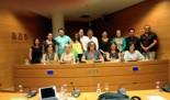 Comparecencia en la Comisión de LES CORTS VALENCIANES sobre el anteproyecto de Ley Valenciana de Cooperación al Desarrollo