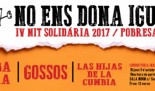 """IV NIT SOLIDÀRIA POBRESA ZERO 2017 """"No ens dona igual, Mou-te contra la desigualtat obscena"""""""