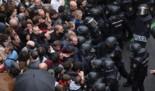 Condenamos el uso desproporcionado de la fuerza en Cataluña