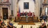 La Coordinadora Valenciana de ONGD recibe la Medalla de Oro de la Ciudad de Valencia