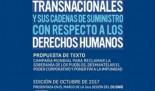 Tratado sobre empresas transnacionales y sus cadenas de suministro con respecto a los derechos humanos