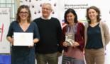 La Coordinadora Valenciana de ONGD recibe del Ayuntamiento de València el reconocimiento por su labor educadora