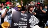 Persiste la impunidad en el caso Chevron-Texaco