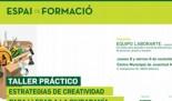 FORMACION INTERNA: ESTRATEGIAS DE CREATIVIDAD PARA LLEGAR A LA CIUDADANÍA